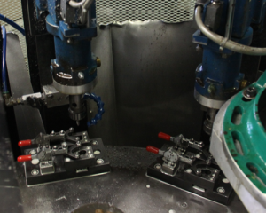custom made machining process for high volume part