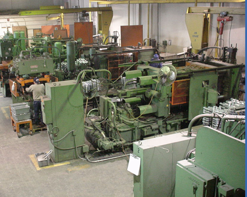 zinc die casting facility in los angeles california usa